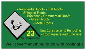 Roofing!  Roof replacement and roof repairs! London Ontario image 3