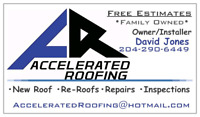ACCELERATED ROOFING--BOOK NOW--FREE ESTIMATES