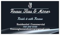 Do you need new glass, windows, mirrors or screens?