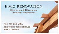 Entrepreneur en renovation