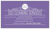 SSC CLEANING SERVICES TRAIL AND SURROUNDING AREAS