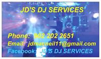 JD'S DJ SERVICES