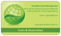 Do you want to work in the Cannabis Industry?