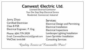 Electrical (Electrician) service