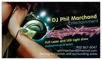 DJ services  serving Antigonish / Port Hawkesbury / New Glasgow