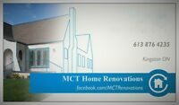 MCT Home Renovations and Repairs