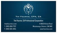 Tax, Accounting and Bookkeeping Services (CA/CPA)