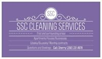 RESIDENTIAL CLEANING SERVICES- Trail and surrounding areas