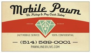 We Pickup & Pay Cash Today!
