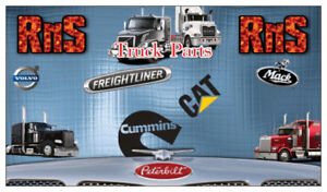 NEW AND USED HEAVY TRUCK PARTS