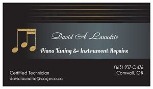 Piano Tuning & Instrument Repair