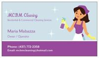 MCBM Cleaning - Office and Home Filipino Cleaner in Durham