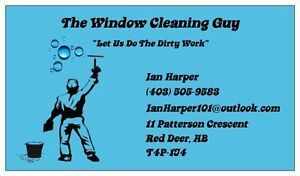 The Windowe Cleaning Guy