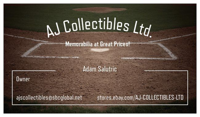 AJ Collectibles Ltd.