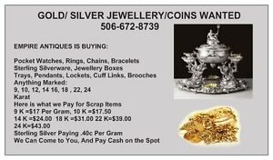 WANTED: CASH FOR SCRAP GOLD, SILVER, COINS ETC