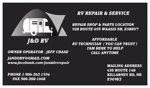 Rv PARTS &REPAIR