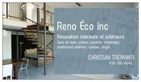 Rénovations Réno Éco