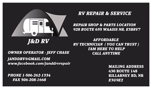 Rv Repairs and remodeling