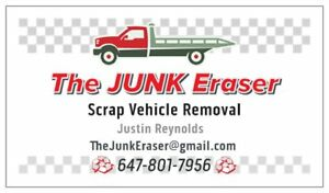 ♻️Paying Top $$$ for all Unwanted Scrap Vehicles♻️Call for Quote