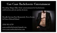 Professional Male Entertainers 'Magic Mike Style'