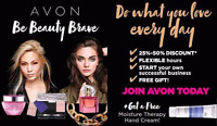 Are you interested in becoming avon rep?