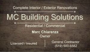 General repairs and renovations  Kitchener / Waterloo Kitchener Area image 1