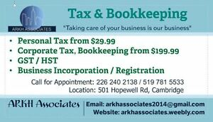 Personal Tax Return starts at $29.99 only