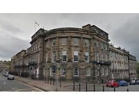 5 Person Private Office for Rent in Edinburgh EH3   £262 p/w !