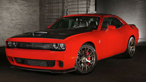 2016 Dodge Challenger HELLCAT Coupe (2 door)