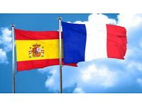 Learn French, Spanish and English with natives! Private Skype lessons!