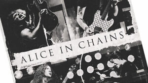Alice in Chains – Thursday April 25 – Sec J, Row 8
