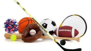 Vendors wanted: Sporting Goods, Activewear & Holidaywear Market