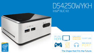AMAZING SPACE SAVER! The Intel NUC! The future has arrived! $499!