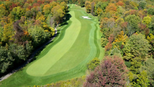 Golf membership lease for the balance of 2018
