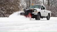 Snow plowing and shoveling services for all of HRM