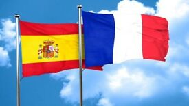 Translation from French or Spanish to English