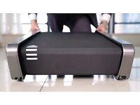 Under desk mini treadmill