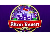 Alton Towers Day Trips From Glasgow