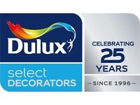 Dulux Select Decorators! Painting, decorating and Wallpapering Specialist.