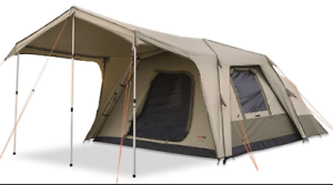 Black Wolf Turbo 300 plus 8 person tent