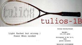 Brand New Squash Racket tulios1B