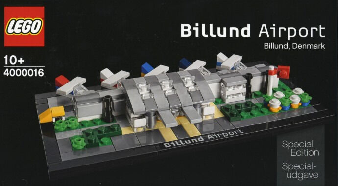 BRAND NEW SPECIAL EDITION Lego Billund Airport!!!