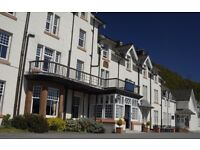 Macdonald Loch Rannoch Hotel F&B Manager/General Assistants/Receptionist Required