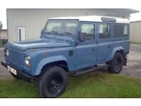 Land Rover Defender 90/110 wanted!