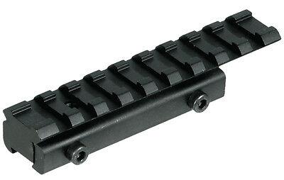 UTG MNT-PMTOWL UTG 11mm - to - Weaver Adapter, Vertical Scop