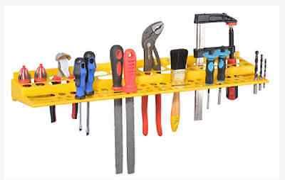 Allit Werkzeughalter Wandhaltesystem Werkzeughalteleiste für Werkzeug AL 457150