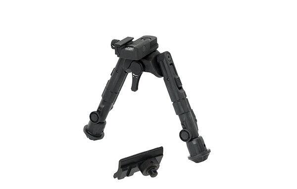 UTG Heavy Duty Recon 360 Rifle Pan / Tilt Bipod - 5.59 - 7 H