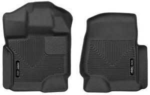 2016 F150 HUSKY LINERS FRONT AND REAR CREW CAB