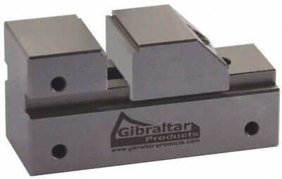 Gibraltar 1316 Capacity 38 High Steel Toolmakers Vise Flat Jaw 2.55 O...