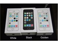apple iPhone 5s 64Gb unlocked brand new condition warranty